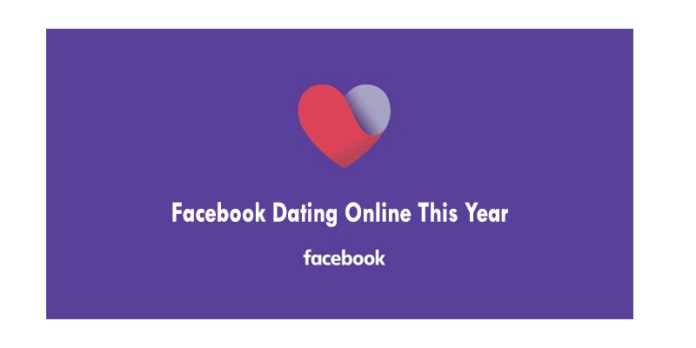 Facebook Dating Online This Year