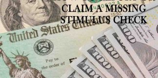 How to Report or Claim A Missing Stimulus Check