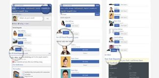 How to See Sent Friend Request on Facebook