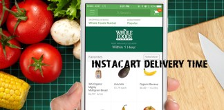 Instacart Delivery Time