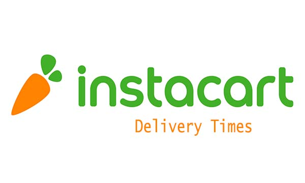 Instacart Delivery Times