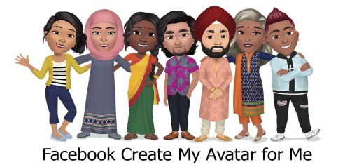 Facebook Create My Avatar for Me