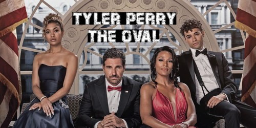 Tyler Perry the Oval