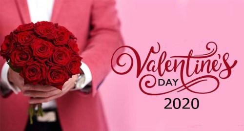 When was Valentine's Day 2020