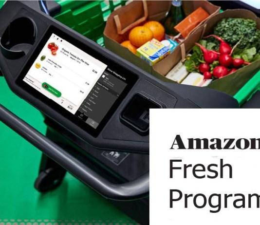 Amazon Fresh Program