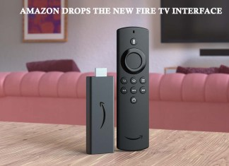 Amazon Drops the New Fire TV Interface