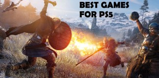 Best Games For PS5