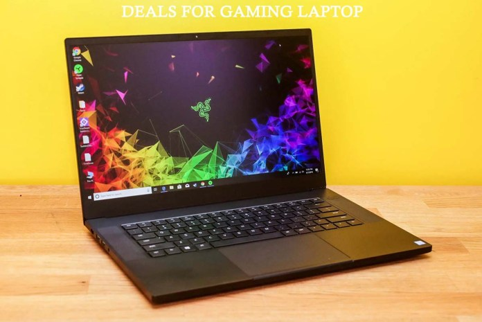 Deals for Gaming Laptop