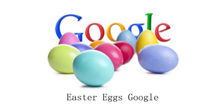 Easter Eggs Google