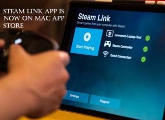 Steam Link App is now on Mac App Store
