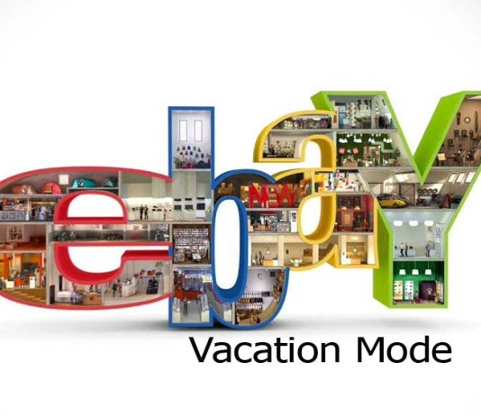 How to put eBay Store on Vacation Mode
