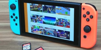 Upcoming Nintendo Switch