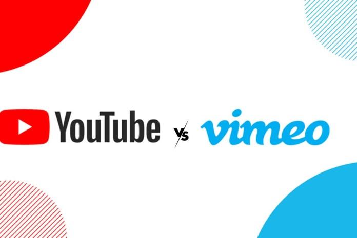 YouTube vs Vimeo