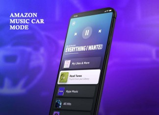 Amazon Music Car Mode Gets Streaming Apps a makeover for Road Safety