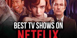 Best Netflix Shows of 2021