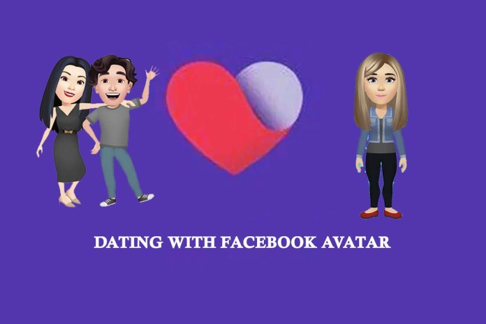 Dating with Facebook Avatar