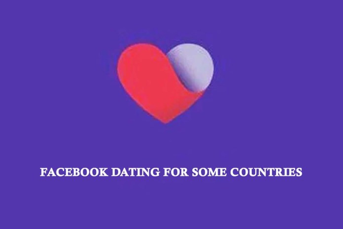 Facebook Dating For Some Countries