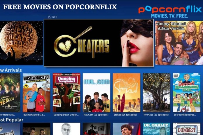 Free Movies on Popcornflix