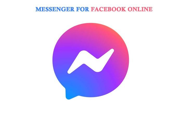 Messenger for Facebook Online