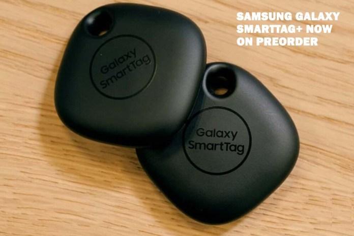 Samsung Galaxy SmartTag+ Now on Preorder
