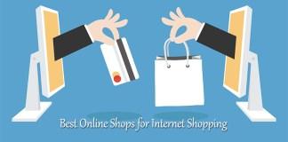 Best Online Shops for Internet Shopping