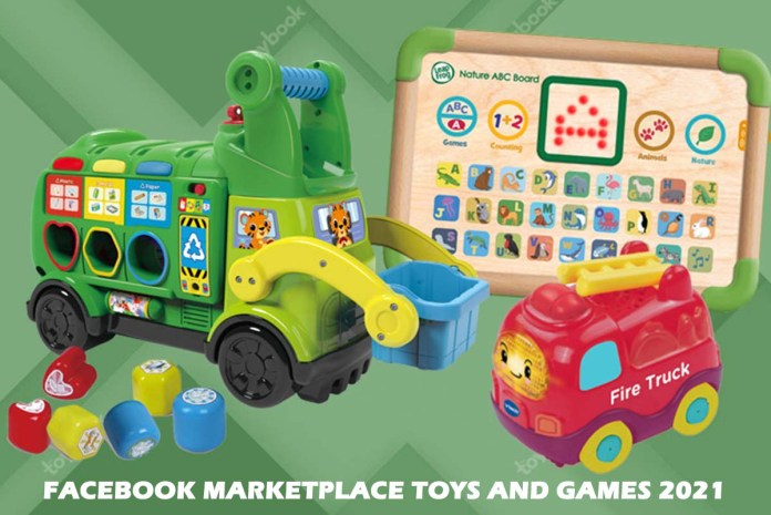 Facebook Marketplace Toys and Games 2021