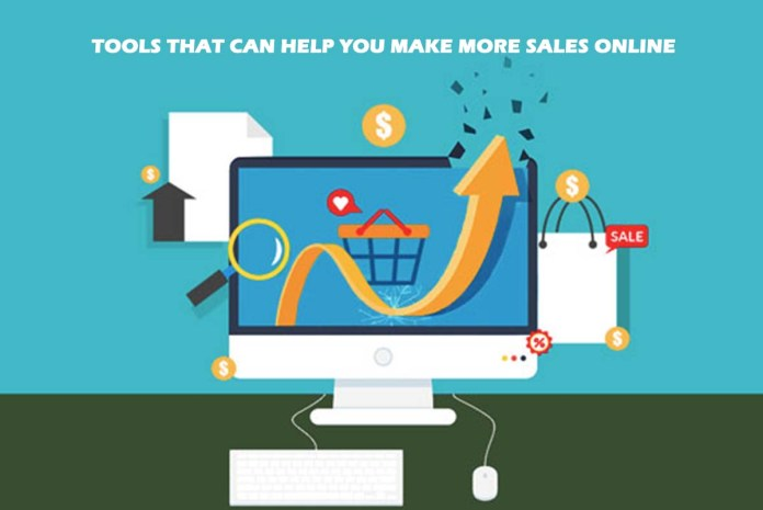 Tools That Can Help You Make More Sales Online