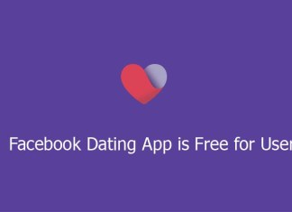 Facebook Dating App is Free for Users