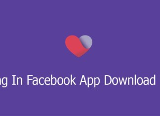 Dating In Facebook App Download 2021