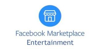 Facebook Marketplace Entertainment