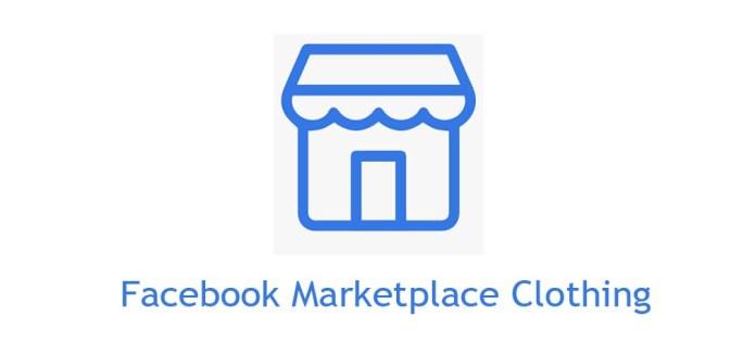 Facebook Marketplace Clothing