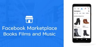 Facebook Marketplace Books Films and Music