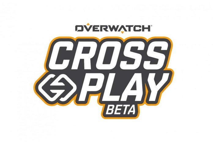 Overwatch Cross-Play is live
