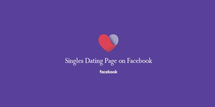 Singles Dating Page on Facebook