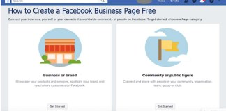 How to Create a Facebook Business Page Free