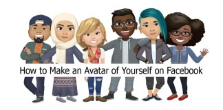 How to Make an Avatar of Yourself on Facebook