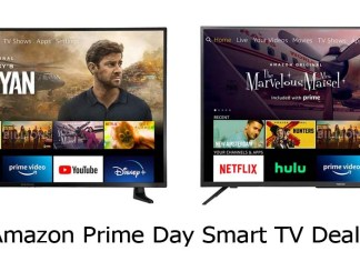 Amazon Prime Day Smart TV Deals