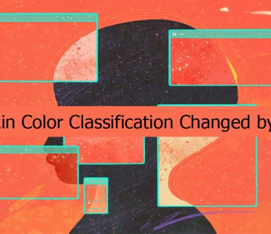 Bias Skin Color Classification Changed by Google