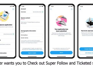 Twitter wants you to Check out Super Follow and Ticketed spaces