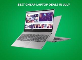 Best Cheap Laptop Deals in July