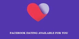 Facebook Dating Available For You