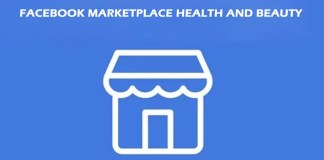 Facebook Marketplace Health and Beauty