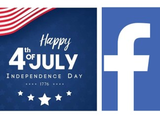 Happy Independence Day Facebook Picture
