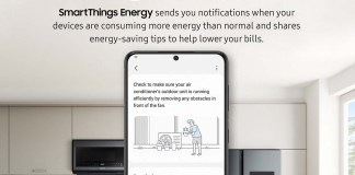 Samsung SmartThings Energy Monitors Consumption of Power