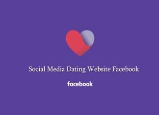 Social Media Dating Website Facebook