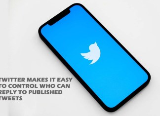 Twitter Makes it easy to Control who can reply to Published Tweets