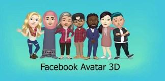 Facebook Avatar 3D