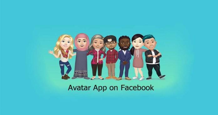 Avatar App on Facebook