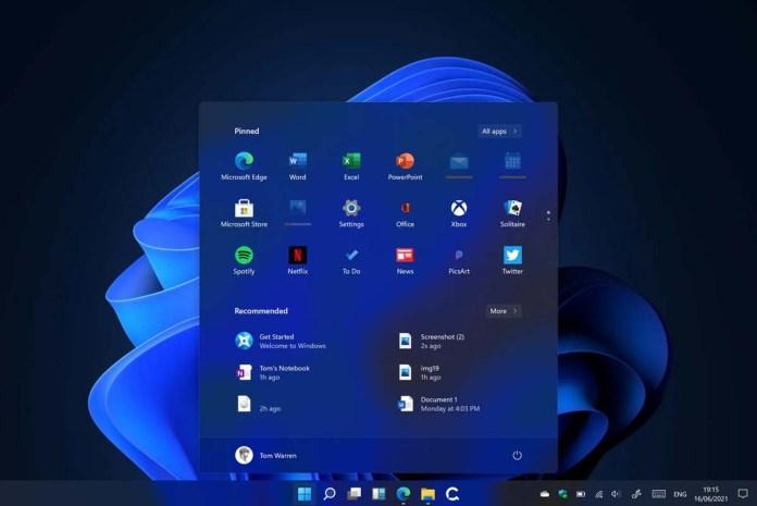 Windows 11 Beta Released