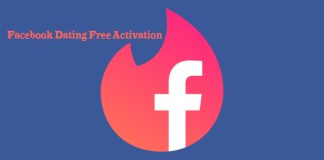 Facebook Dating Free Activation